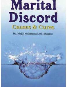 Marital Discord- Causes and Cures
