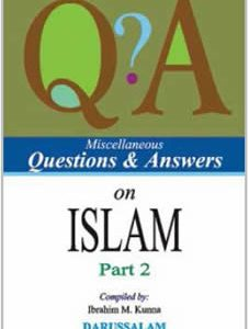 Questions & Answers on Islam